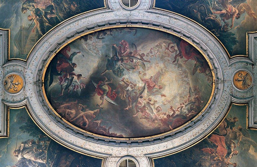 Giudizio Universale 1761 - Giuseppe Angeli