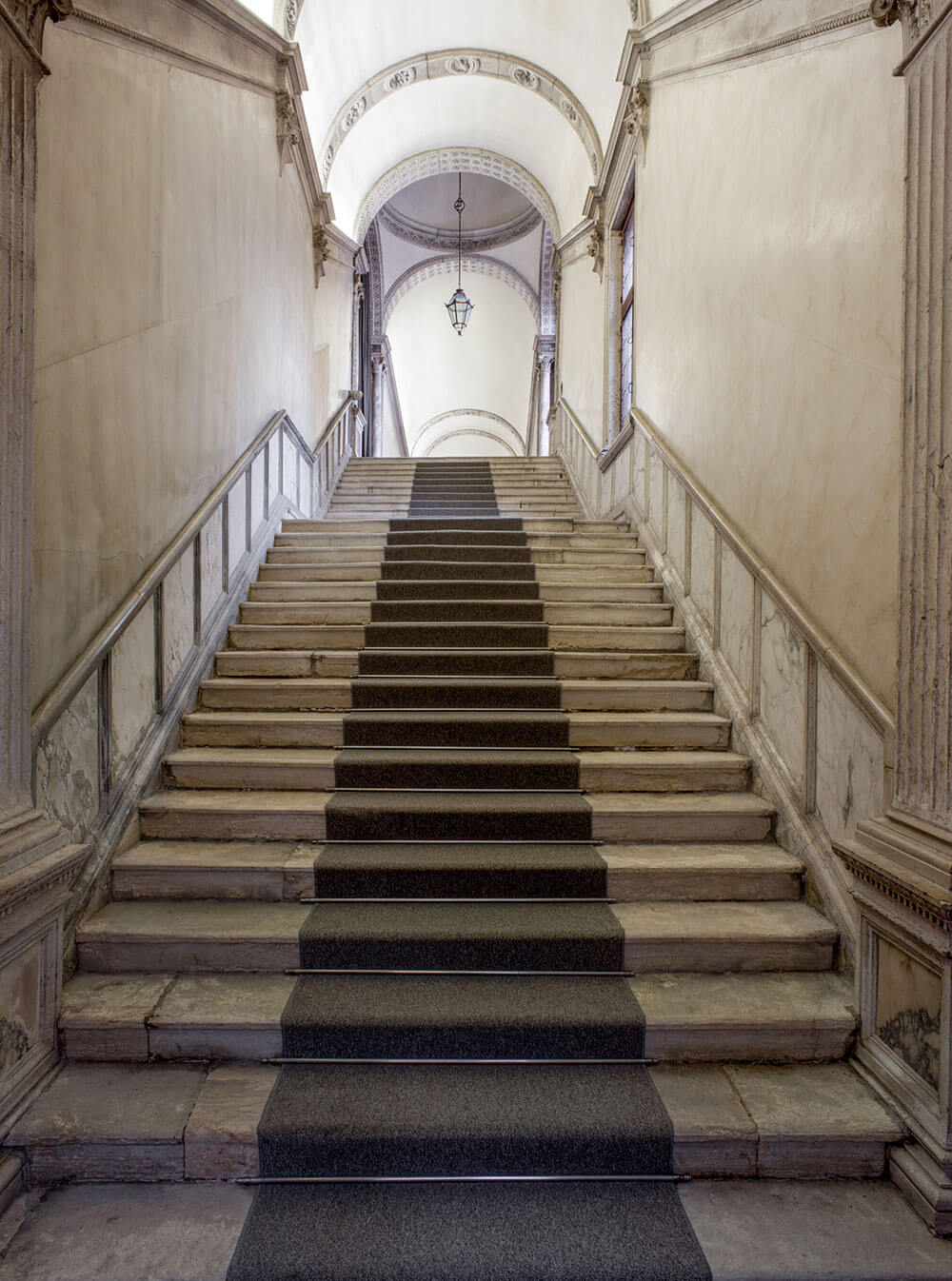 Monumental staircase, 1498 by Mauro Codussi