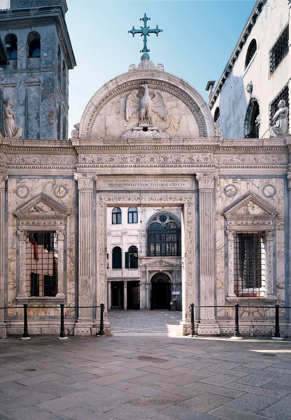 Septo Marmoreo di Pietro Lombardo 1478-1481