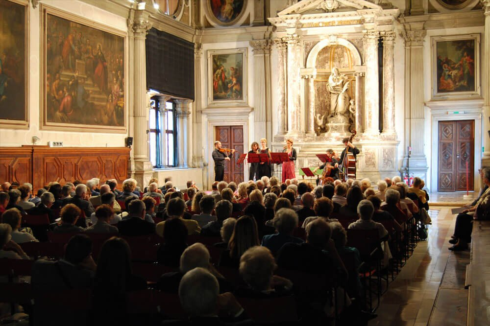 Concerto musicale Venezia