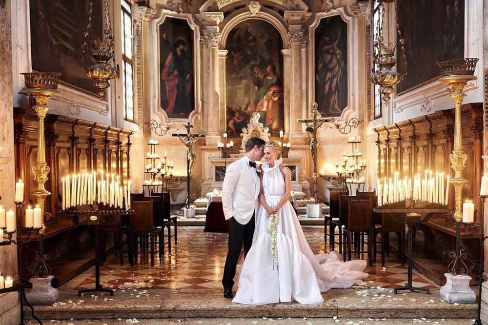 Matrimonio a Venezia Chiesa di San Giovanni Evangelista