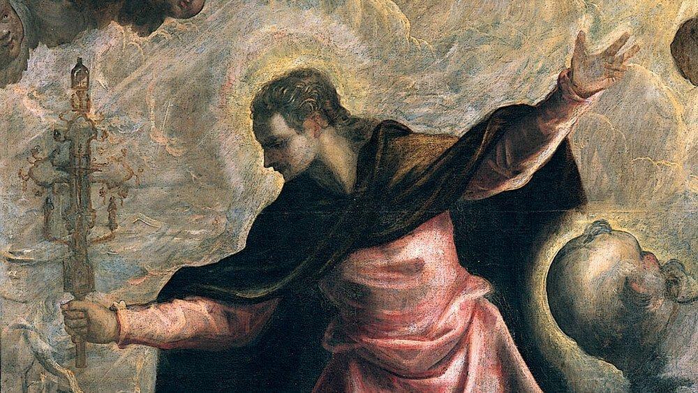 Trasfigurazione Tintoretto